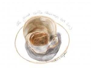 © MMoeykens - Coffee cup drawing 2014