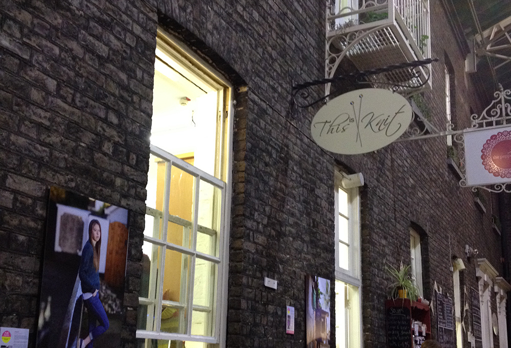 This is Knit - Best Wool shop in Dublin